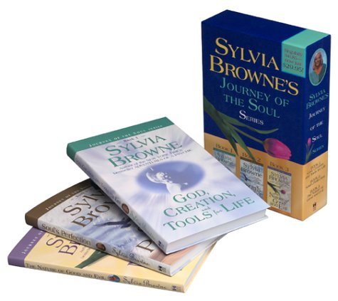 Sylvia Browne's Journey of the Soul-Box Set