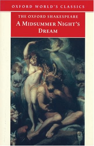 the contrast in human mentality as depicted in a midsummer nights dream by william shakespeare