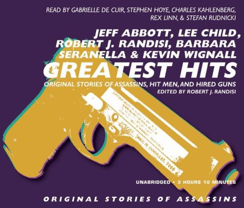Greatest Hits, Volume 2: Tales of Assasins, Hit Men and Hired Guns