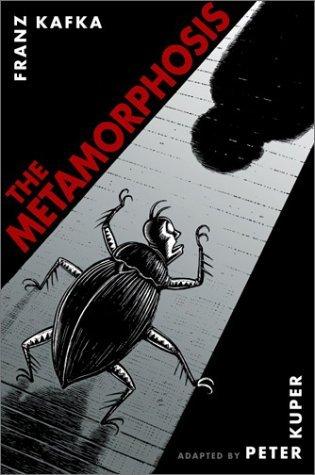 The Metamorphosis by Peter Kuper