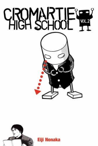 Cromartie High School, Vol. 2 by Eiji Nonaka