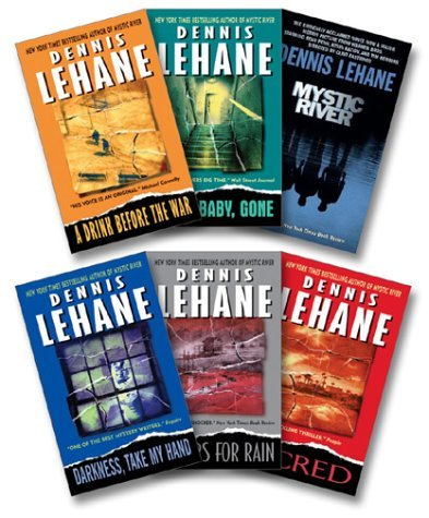 Lehane Fiction Collection Six-Book Set