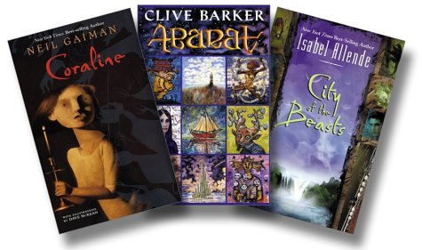 Abarat and Other Fantasy Tales for Teens: Abarat/City of the Beasts/Coraline