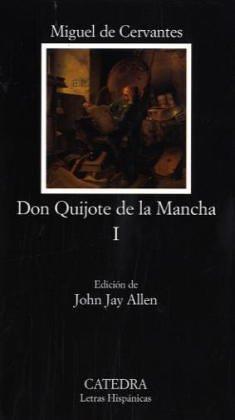 Don Quijote de la Mancha (Don Quijote de la Mancha, #1)