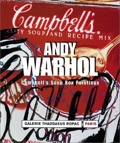 Campbell's Soup Boxes