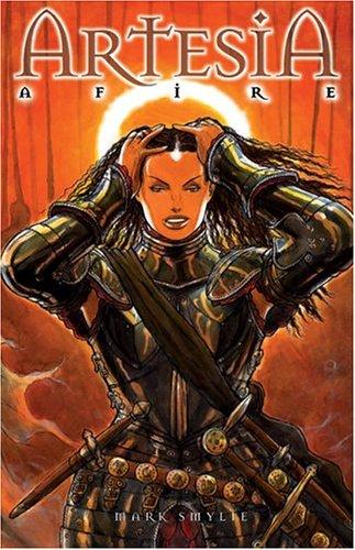 Artesia Volume 3: Afire - The Third Book Of Dooms