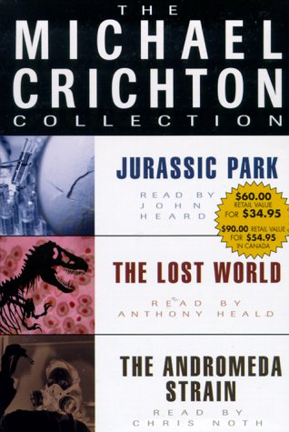 The Michael Crichton Collection: Jurassic Park / The Lost World / The Andromeda Strain