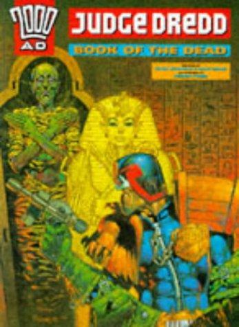 Judge Dredd Book Of The Dead by Grant Morrison