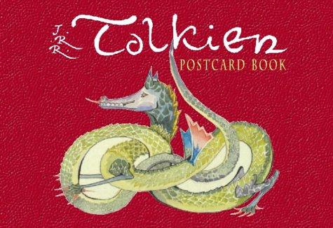 Jrr Tolkien Postcard Book