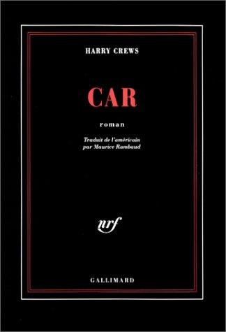 Car by Harry Crews