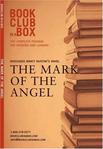 Bookclub in a Box Discusses the Novel The Mark of the Angel