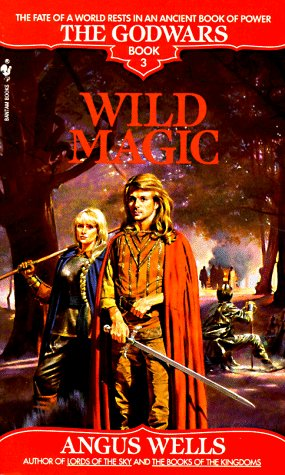 Wild Magic by Angus Wells