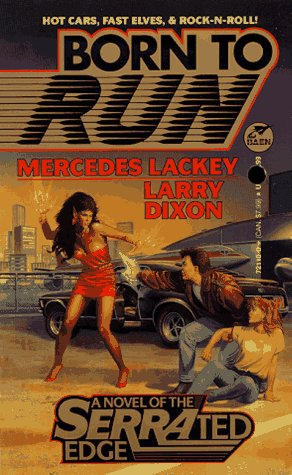 Book Review: Mercedes Lackey and Larry Dixon's Born to Run