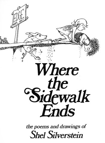 Image result for Where the Sidewalk Ends by Shel Silverstein reviews