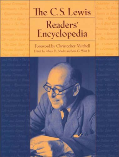 The C. S. Lewis Readers Encyclopedia