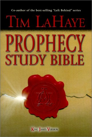 Holy Bible: Prophecy Study Bible