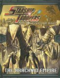 Starship Troopers RPG: The Arachnid Empire