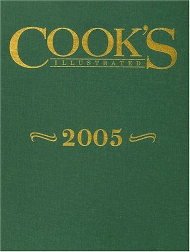 Cook's Illustrated 2005