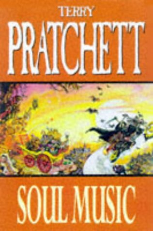 soul music discworld terry death pratchett books goodreads editions