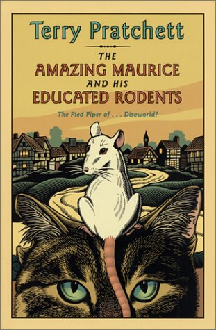 The Amazing Maurice and His Educated Rodents(Discworld 28)