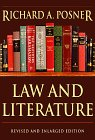 Law and Literature by Richard A. Posner