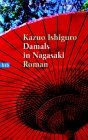 Damals in Nagasaki by Kazuo Ishiguro