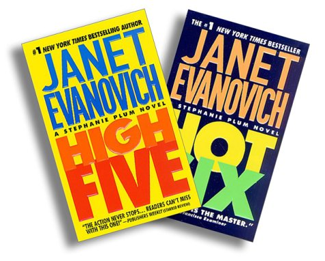 Janet Evanovich: High Five, Hot Six (Stephanie Plum, #5-6)