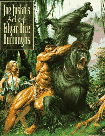 Joe Jusko's Art of Edgar Rice Burroughs