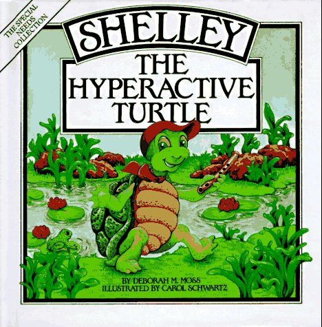 Shelley, the Hyperactive Turtle