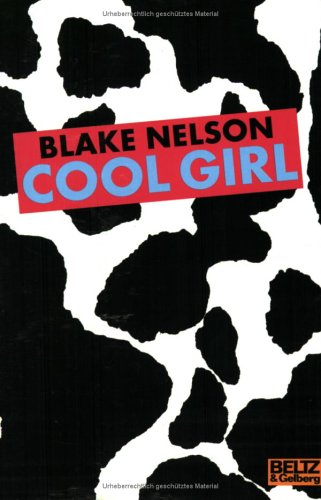 Cool Girl by Blake Nelson