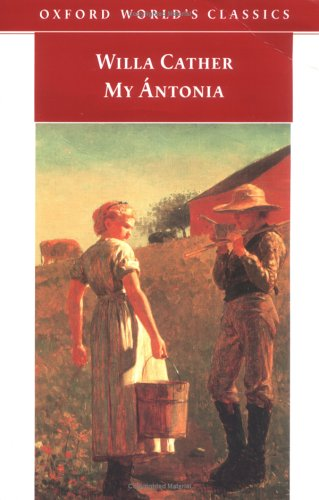 a comparison of the two characters in catch 22 by joseph heller and my antonia by willa cather Catch - 22 by joseph heller my antonia by willa cather i have driven through nebraska not so in my antonia the characters.