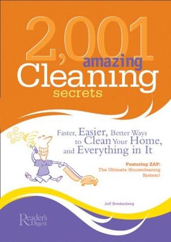 2001 Amazing Cleaning Secrets