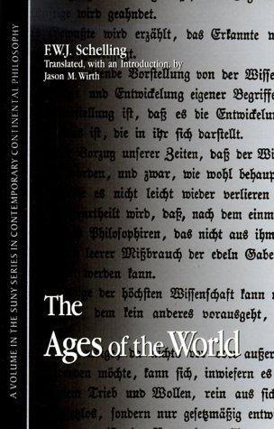 the ages of the world friedrich wilhelm joseph schelling pdf