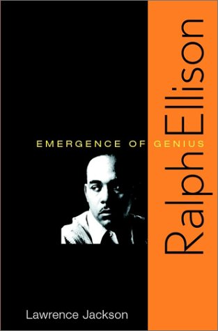 Ralph Ellison by Lawrence P. Jackson