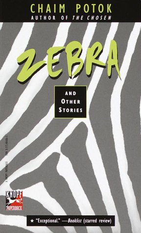 Zebra and other stories by chaim potok 51196 fandeluxe Gallery