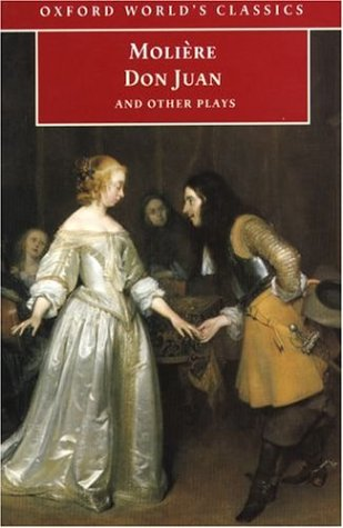don juan and other plays by moli 232 re