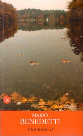 Inventario II: Poesía completa (1986-1991)