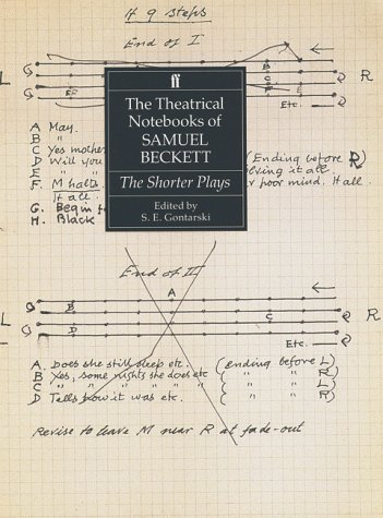 Shorter Plays, Volume 4 (Limited slipcased edition): The Theatrical Notebooks of Samuel Beckett