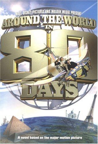 Around the World in 80 Days Jr. Novel