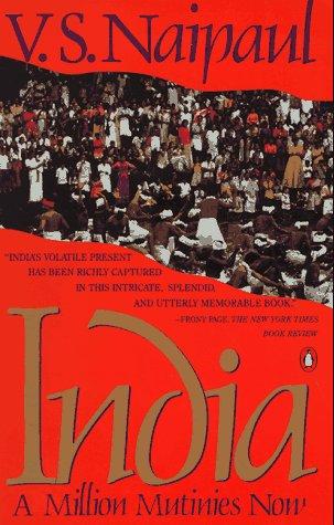 India by V.S. Naipaul
