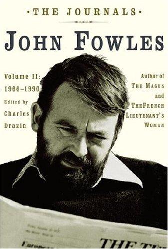 The Journals: Volume II: 1966-1990