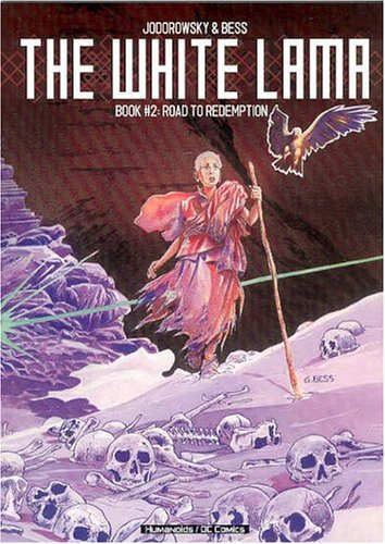 White Lama - Book 2: Road to Redemption