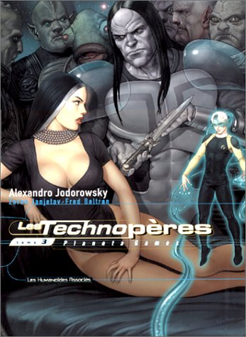 Planeta Games (Les Technopères #3)