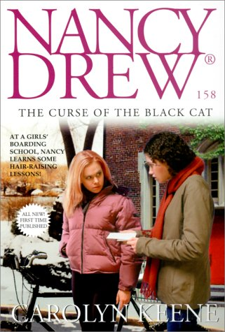 The Curse of the Black Cat (Nancy Drew, #158)