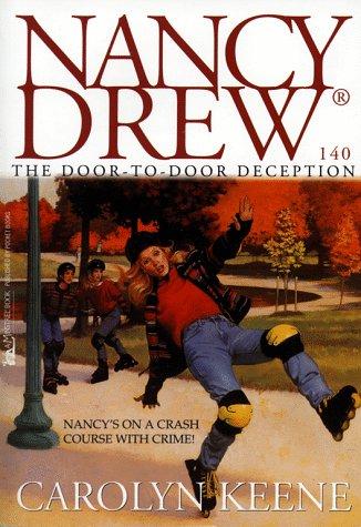 The Door-to-Door Deception by Carolyn Keene