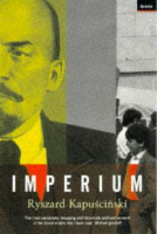 Imperium by Ryszard Kapuściński