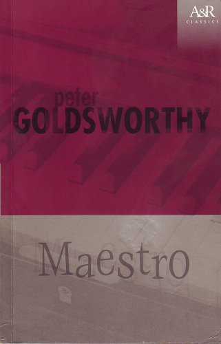 maestro by peter goldsworthy 60450