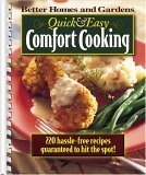 Quick & Easy Comfort Cooking
