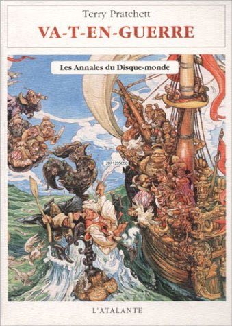 Va-t-en-guerre by Terry Pratchett