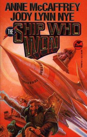The Ship Who Won by Anne McCaffrey